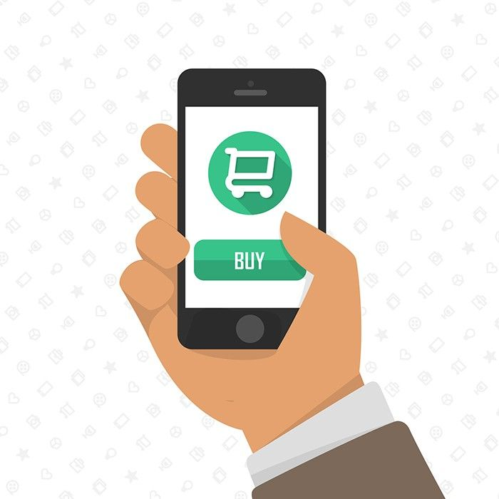 Click. Buy. Done. These 'M Commerce' Statistics Show That Smartphone Shopping is Viral