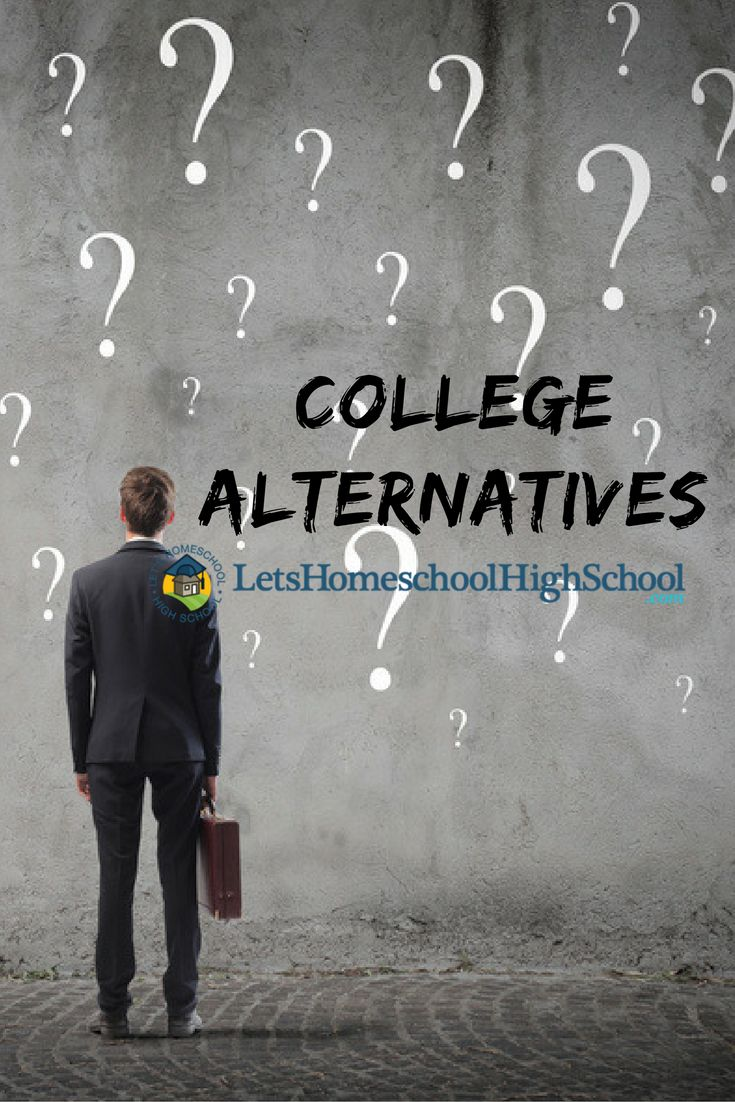 images about college alternatives high school homeschool don t miss this great advice on alternatives to traditional college