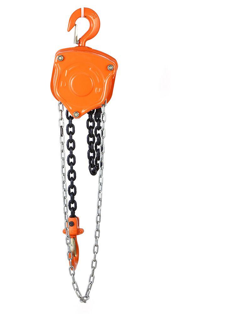 Vt 1 Ton Hand Chain Block 2 Ton Manual Chain Hoist 5 Ton Double Chain Hoist Hand Chain Hoist Truck Cranes
