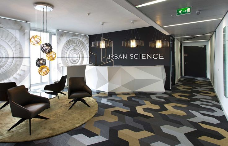 Urban Science office in Frankfurt, Germany