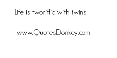 i love my twins quotes