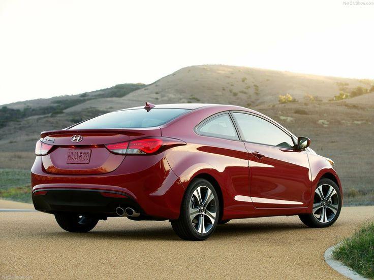 2014 Hyundai Elantra Coupe - http://motorshowvideos.com/2014-hyundai-elantra-coupe/
