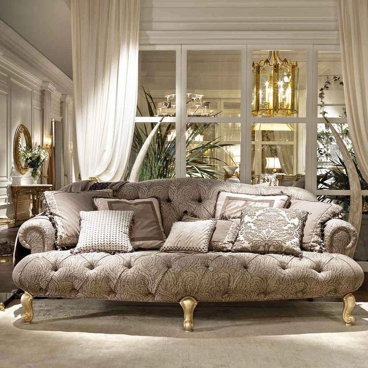 Provasi Paris Sofa Makes An Outstanding Appearance In Our Showroom.