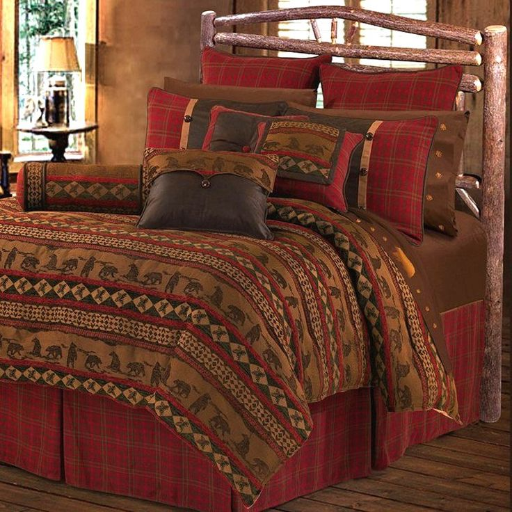 Bedding   Rustic Bedding   Lodge Quilt Sets
