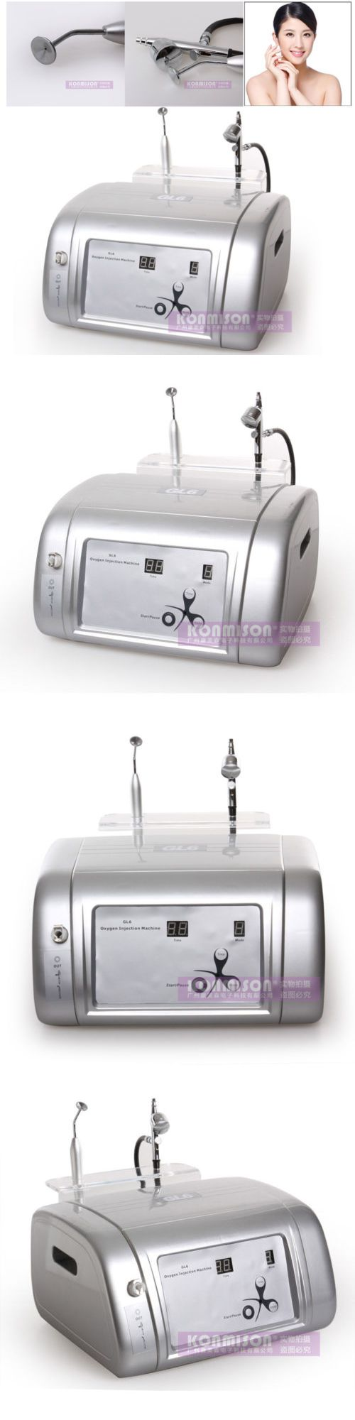 Professional Facial Machines: O2 Oxygen Injection Spray Water Jet Peel Skin Care Wrinkle Removal Machine Wb -> BUY IT NOW ONLY: $209 on eBay!