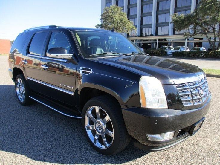 2008 Cadillac Escalade $16999 http://www.ecarspro.com/inventory/view/9762239