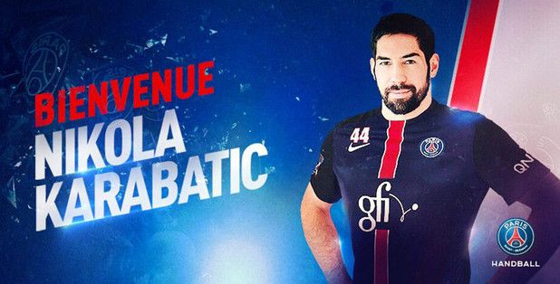 On 14 July, the French national day, Paris Saint-Germain Handball is pleased to announce that Nikola Karabatic has signed a four-year contract with the club.