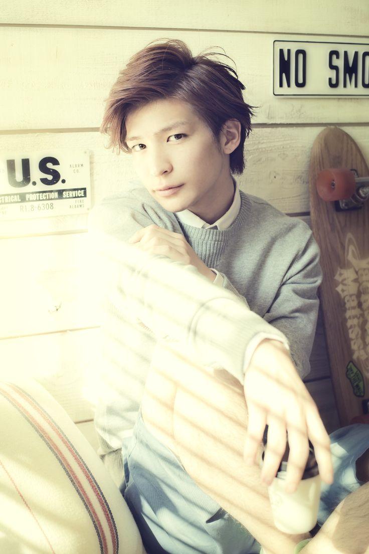 川嶋 祐(ELLEestBELLE) #hair #hairstyle #harajuku #tokyo #menshair #saturdaysnyc