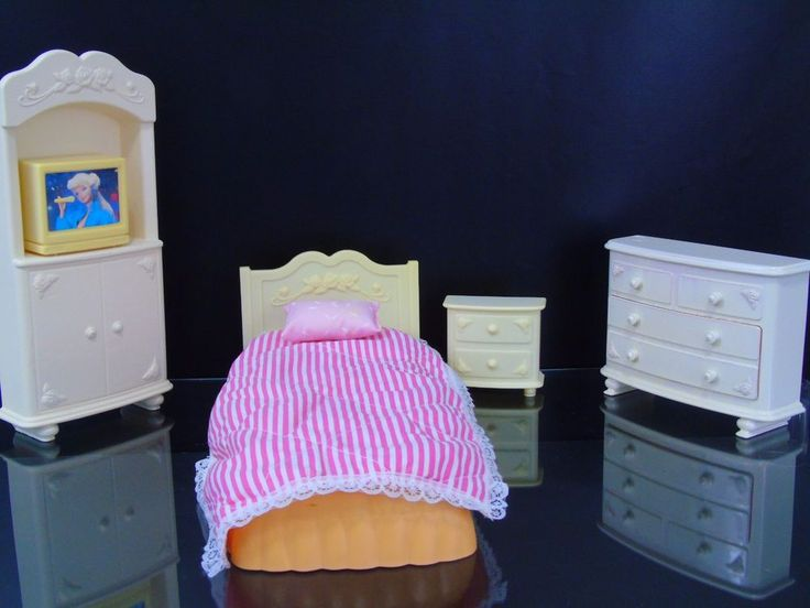 Best 25+ Barbie bedroom ideas on Pinterest