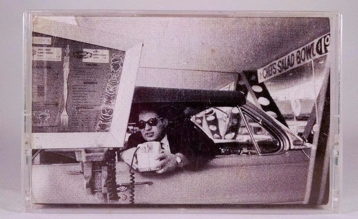 Beastie Boys Ill Communication Cassette Green Tape Capitol 1994 Free Shipping