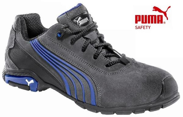 Scarpe Puma S1P Src Blu
