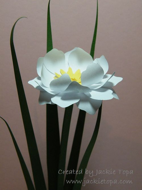 98 best paper flowers using punches and dies images on pinterest fun flower punch mightylinksfo Choice Image
