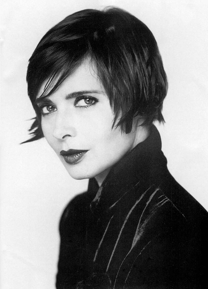 Isabella Rossellini (1952) - Italian actress, filmmaker, author, philanthropist, and model. Photo by Brigitte Lacombe