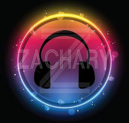 music theme bar amp bat mitzvah ideas cool neon glow