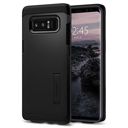 Samsung Galaxy Note 8 Case dual-layer protection TPU body and polycarbonate back #Spigen