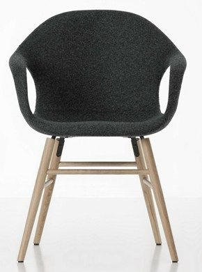 ELEPHANT UPHOLSTERED - Fabric chair with armrests, design by Neuland Industriaedesign - See more at: http://www.tanusha.msk.ru/2014/05/new-2014-collection-by-kristalia-tables.html#sthash.o0UYnBGi.dpuf