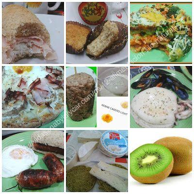 Recetas Dukan By Julycar: 1 Semana completa de menús Escalera Nutricional Du...
