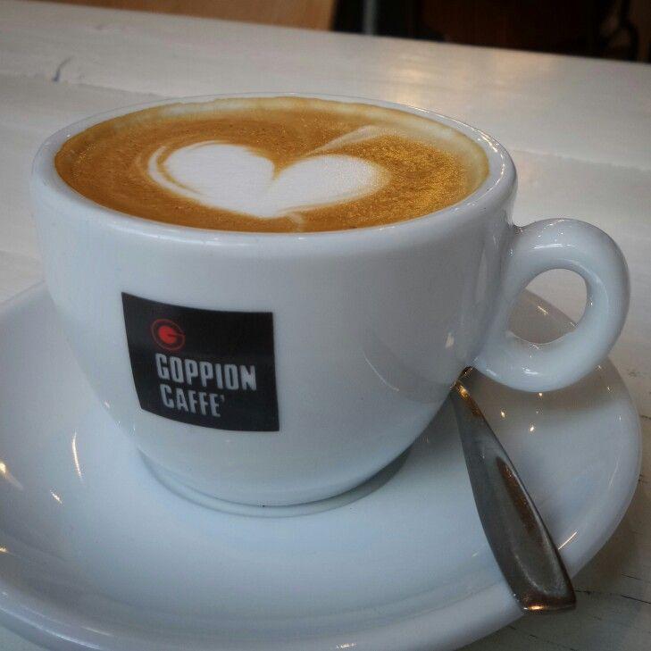Met liefde bij coffeelicious.