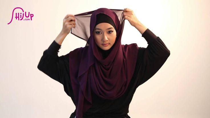 Hijab Tutorial Style 45 by HijUp.com