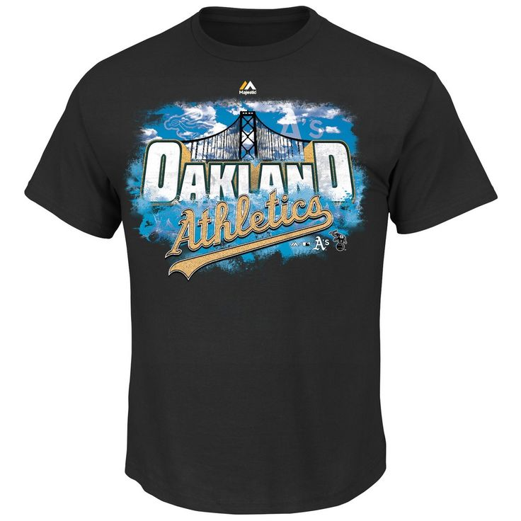 Oakland Athletics T-Shirt Imposing Your Will