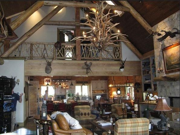 True North Log Homes Blog: A LEED Log Home With Many Firsts And Few Equals Part 81