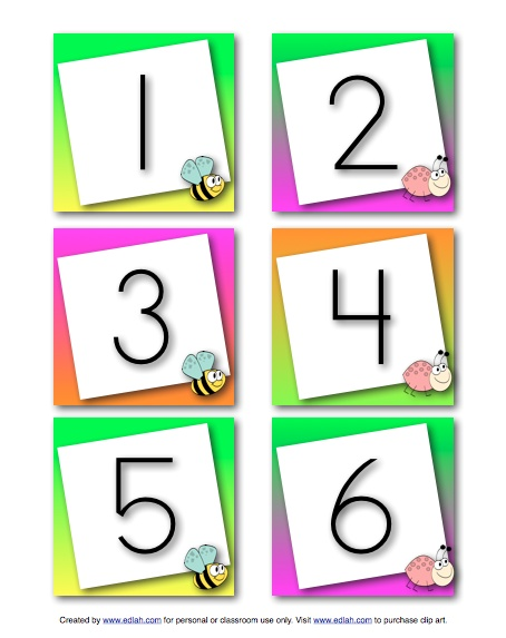 May Calendar Numbers : May calendar numbers download super cute bug theme with