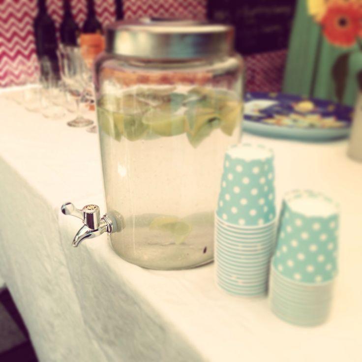 Mason water dispenser - private party -2014