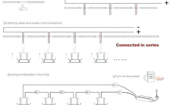 recessed can light wiring diagram wiring recessed lights in