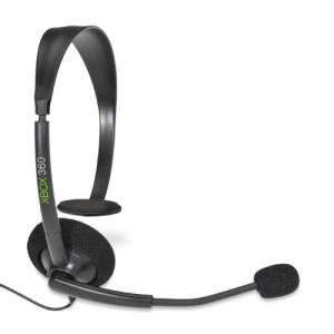Microsoft Xbox 360 Headset - In-Line Volume Control - P5F-00001 (Refurbished)