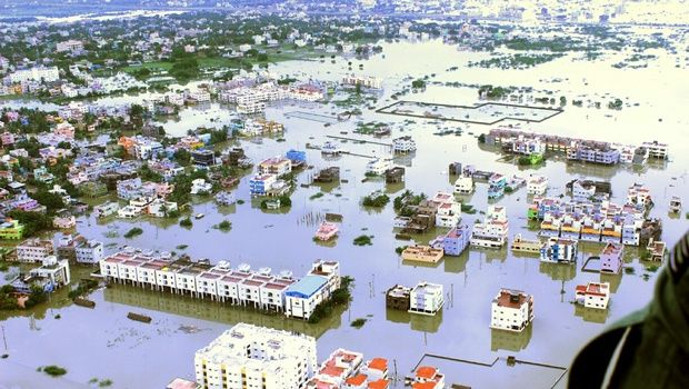 Chennai Rains: Army Air Force Deployed for Rescuing Stranded Citizens