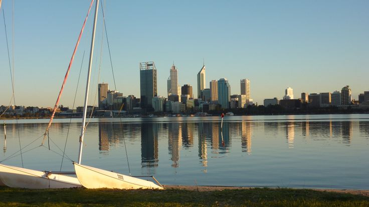 Perth from the South Perth Foreshore
