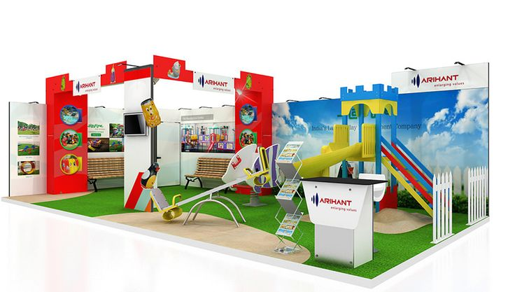 Trade Show Booth in Barcelona | Expo Display Service