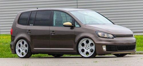 VW Touran GTI - La Dolce VWita!
