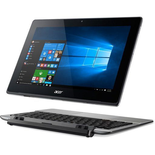 "Acer touch screen detachable laptop-perfect gift to accommodate the '14"" Trillo messenger' bag"