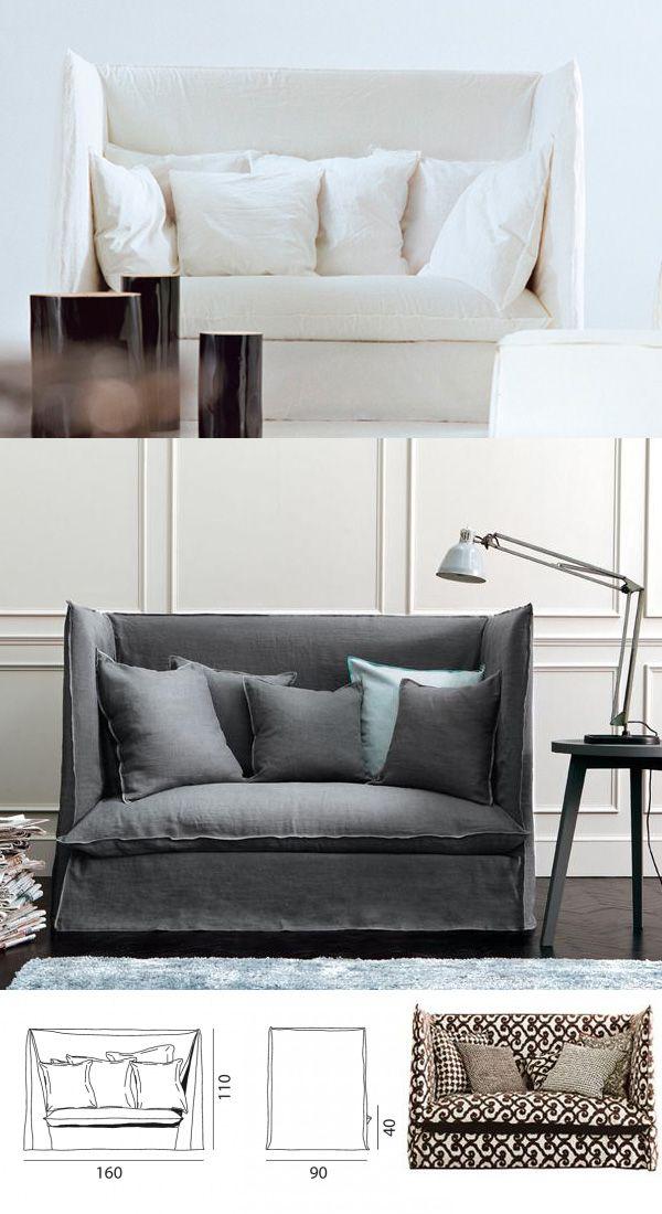Gervasoni Sofa Ghost 18