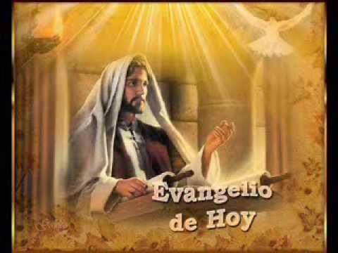 EVANGELIO 18 DE MAYO DE 2016, MONS ENRIQUE DÍAZ - YouTube