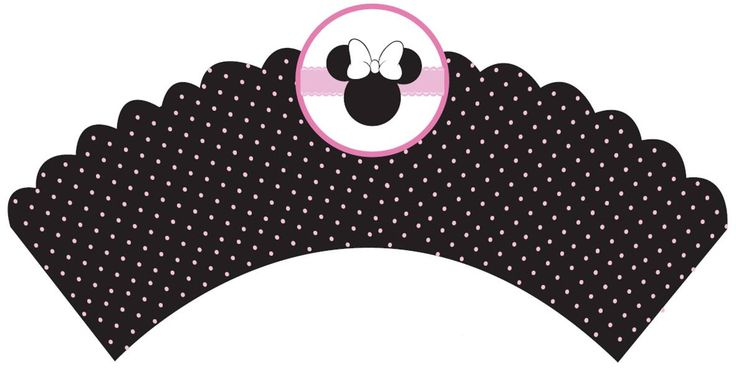 zeynep harikalar diyarında: Minnie Mouse Doğum Günü Süsleri