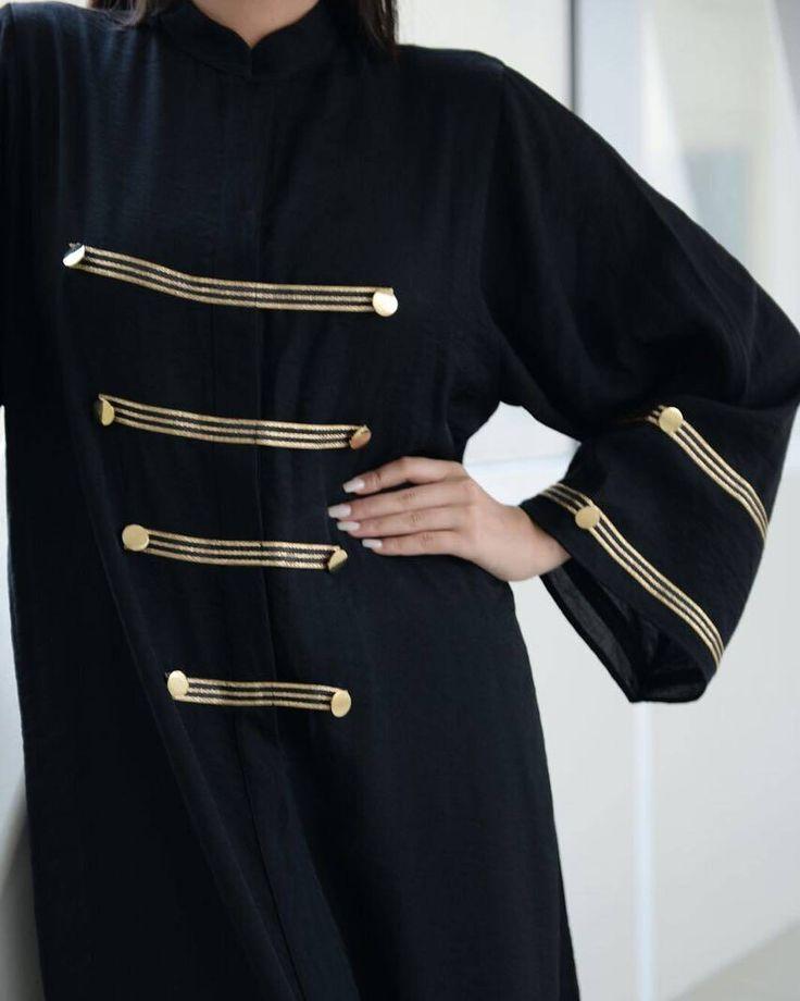 Repost @designersempire with @instatoolsapp @theottomanbynil #abayas #abaya #abayat #mydubai #dubai #SubhanAbayas