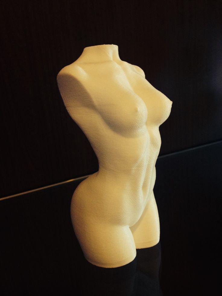 Body Art 3D printed