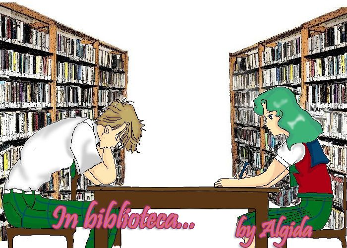 Haruka Michiru In biblioteca... http://www.efpfanfic.net/viewstory.php?sid=1608104&i=1