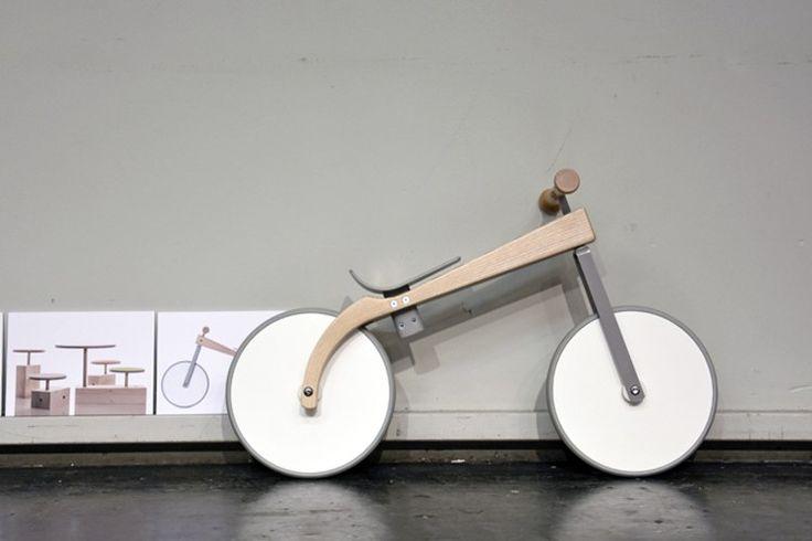Sirch | Wooden Balance Bike