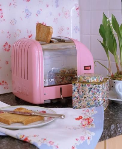 17 Best Images About Pink Kitchens Amp Accessories On
