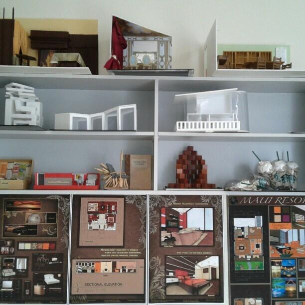Rafflesjakarta Interiodesign Student Artwork Studio Jakarta Interior Institute