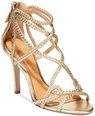 Badgley Mischka Evoke Evening Sandals