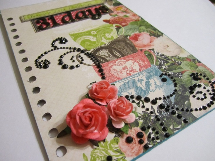 My cover for Marion Smith's 31 Day Challenge January 2012