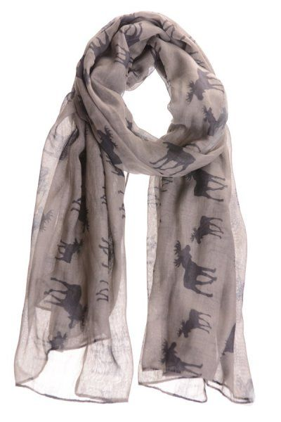 Moose scarf from Barfota. I got a thing for moose (in case you didn't know) so moose anything is fun.
