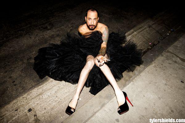 Бэкстрит Бой Эй Джей Маклин - Celebrity, Fashion & Entertainment blog