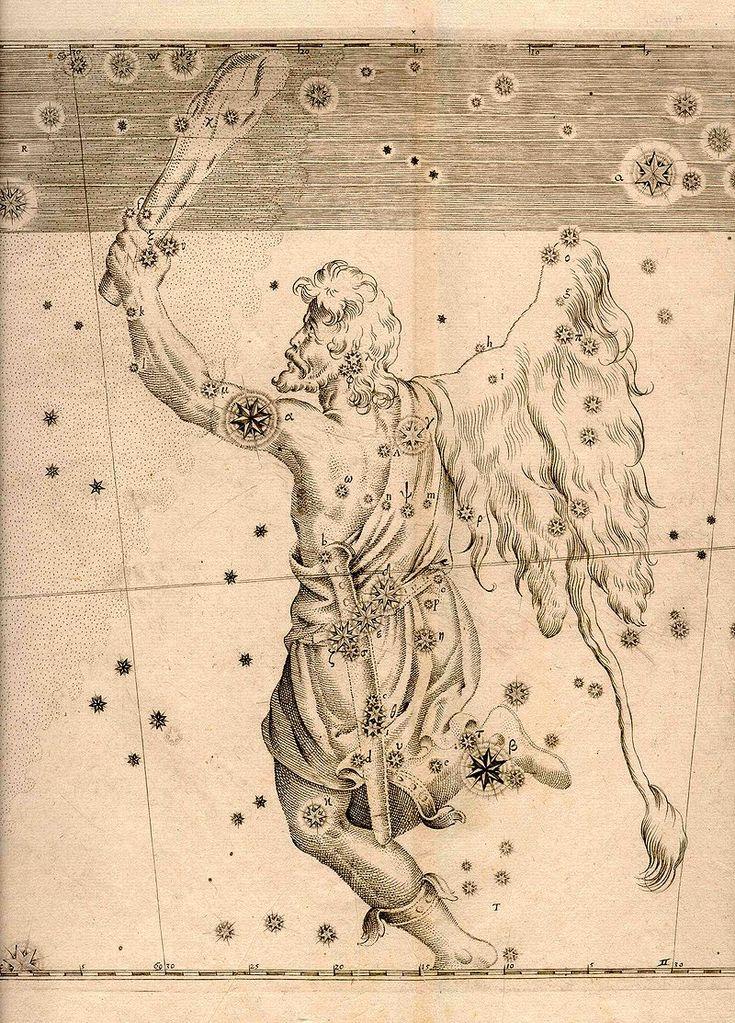 Uranometria orion - Orion (mythology) - Wikipedia, the free encyclopedia