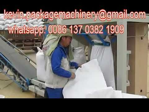 packing scale 10kg 25kg automatic chilli powder packing machine