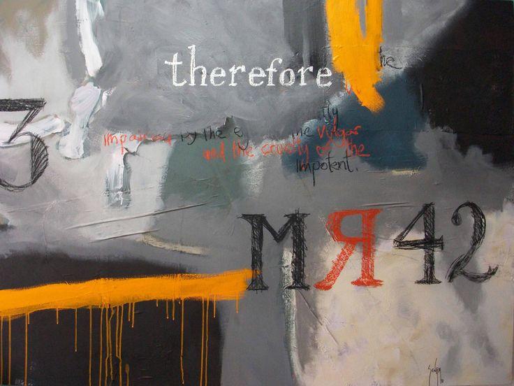 Contemporart Art ■ Paintings - MR42 by Chema Senra www.chemasenra.com #paintings #art #contemporaryart #artists